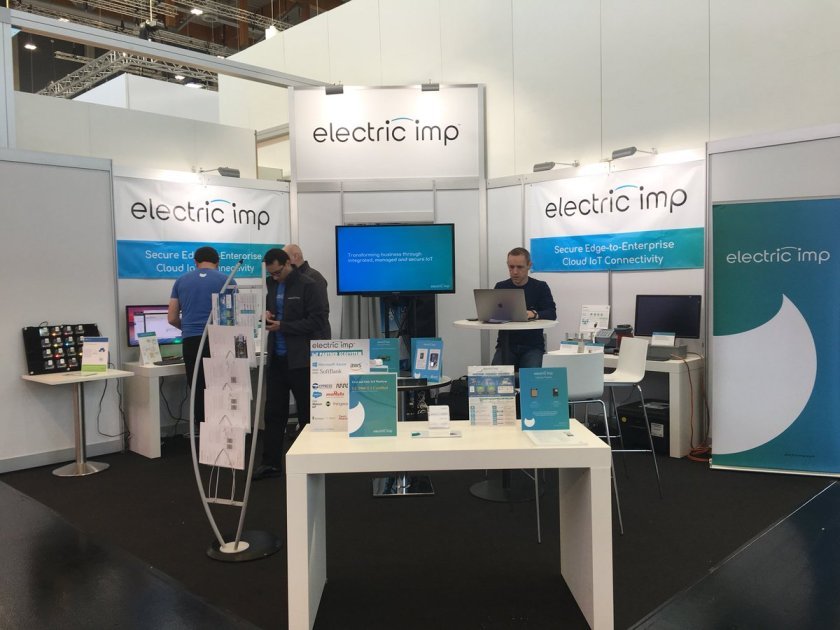 Embedded World Booth 2